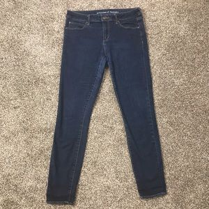 Articles of Humanity dark wash skinny jeans